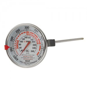 "3"" Candy / Deep Fry Thermometer"