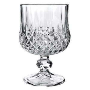 6-Pack Crystal Cut Brandy Glass