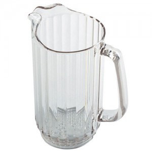 Cambro 32 oz. Polycarbonate Pitcher