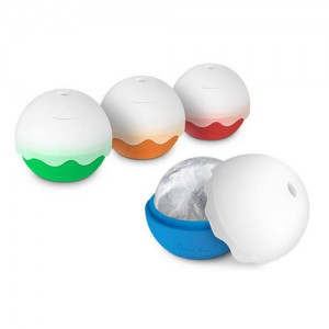 4-Pack Silicone Ice Balls