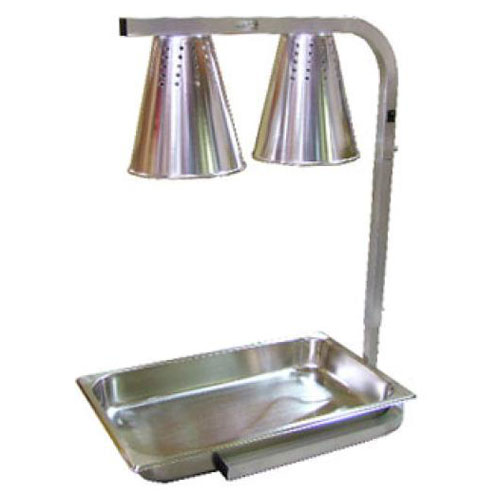 Omcan Double Heat Lamp Tap Phong