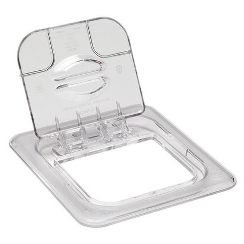 Polycarbonate Flip-Top Lid