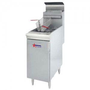 40LB Propane Gas Fryer