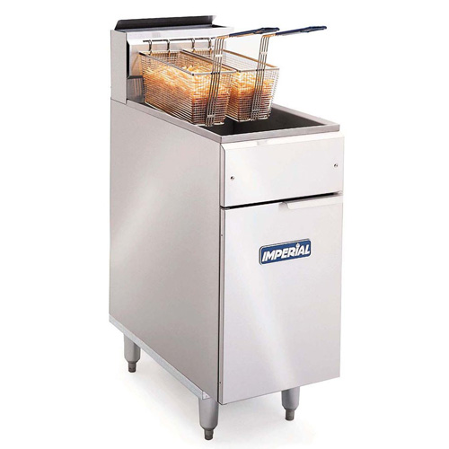 40LB Gas Deep Fryer