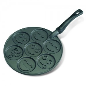 Smiley Face Pancake Griddle