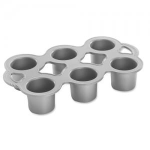 6-Cavity Popover Pan