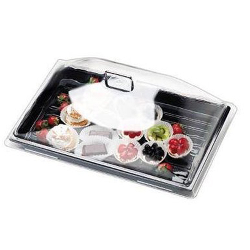 """12x20"""" Clear Display Dome Cover (Tray Not Included)"""