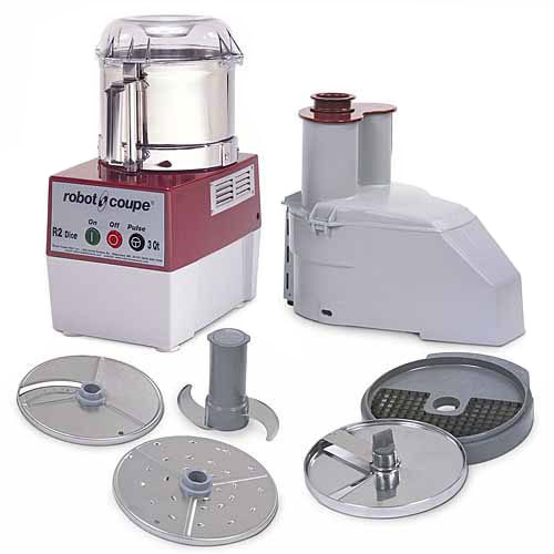 Robot Coupe R2Dice Food Processor