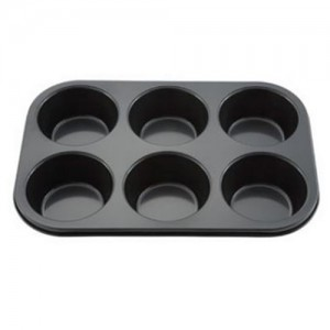 6-Cavity Muffin Pan