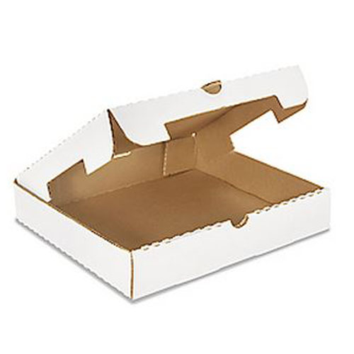 50-Piece Cardboard Pizza Box
