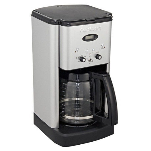 Cuisinart Programmable Brew Central Coffee Maker Tap Phong