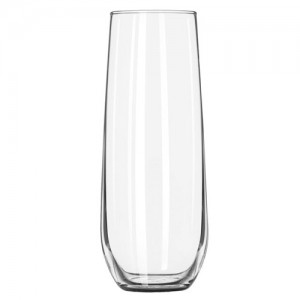 8.5 oz. Stemless Flute Glass
