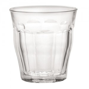 6-Pack Duralex 8.75 oz. Picardie Glass Tumbler