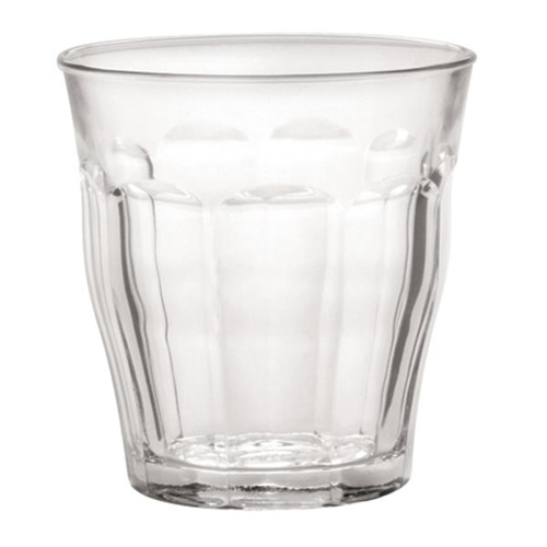 6-Pack Duralex 8.75 oz. Picardie Glass Tumbler