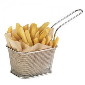 Double Serving Fry Basket