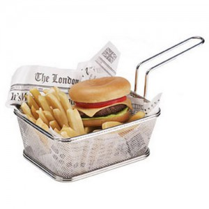 Party Size Serving Fry Basket