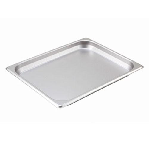 1/2 Size Steam Pan Inserts - 22 Gauge