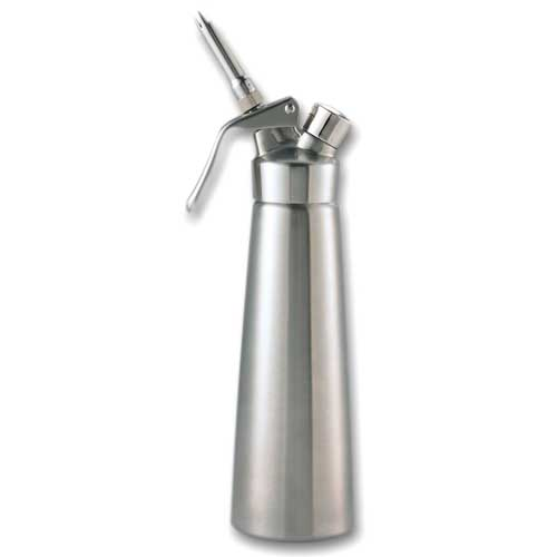 1L S/S Whipped Cream Dispenser