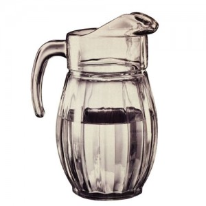 66 oz. Coronado Glass Pitcher