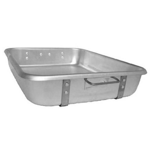 18x26x3.5 Inch Aluminum Roast Pan - 2 Gauge