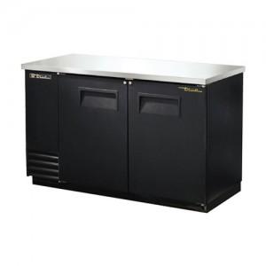 True 2-Door Back Bar Cooler - 115V, 0.33HP