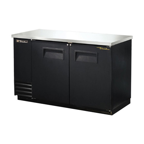 True 2-Door Back Bar Cooler - 115V, 0.33HP