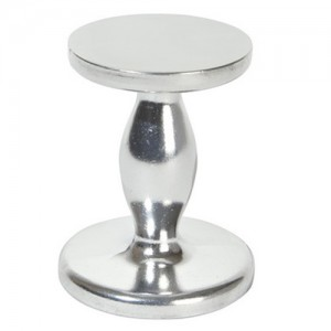 Chrome Plated Coffee Tamper
