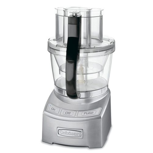 12-Cup / 1000W Silver Elite Collection Food Processor