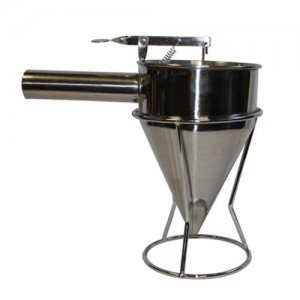 S/S Batter Dispenser with Stand