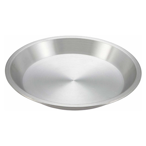 Winco Tapered Aluminum Pie Pan