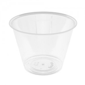 9 oz. Clear Disposable Old Fashion Cup - 500 CT