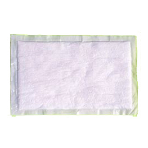 "7X6.25"" Dri-Loc Absorbent Pads for Raw Meats - 500 PCS"