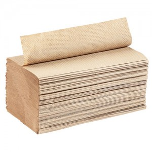 Brown Single Fold Kraft Paper - 250 CT