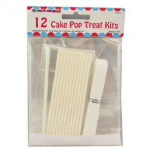 12-Piece Cake Pot Treats Kit
