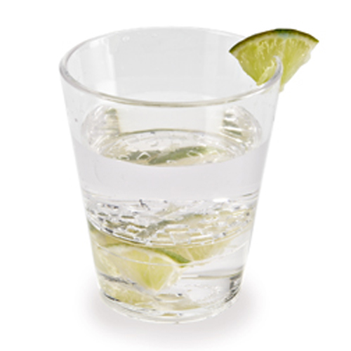 2.5 oz. 2-Piece Acrylic Shot Glass