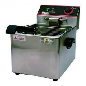 16LB Countertop Electric Deep Fryer