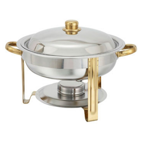 4QT. Round Chafing Dish