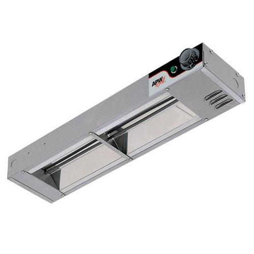 "36"" Infinite Overhead Calrod Heat Lamp"