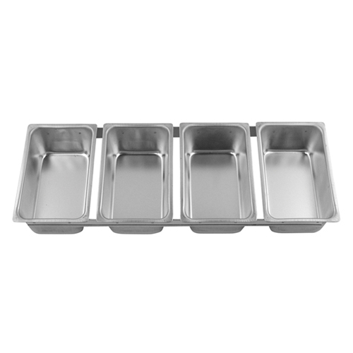 Linked Mini Bread Pan