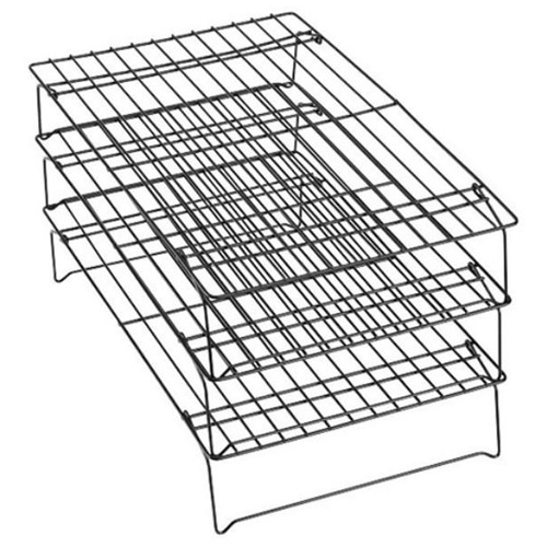 40x25CM 3-Tier Cooling Rack