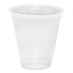 12 oz. Clear Polypropylene Cups - 50 CT