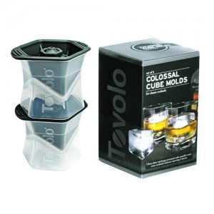 Set of 2 Colossal Cube Molds