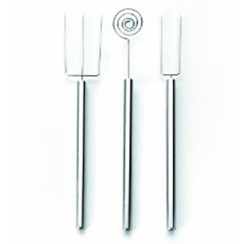 Set of 3 Chocolate Tools