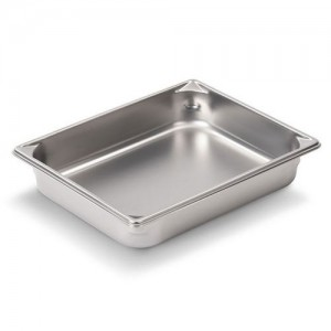 2/3 Size Steam Pan Insert - 22 Gauge