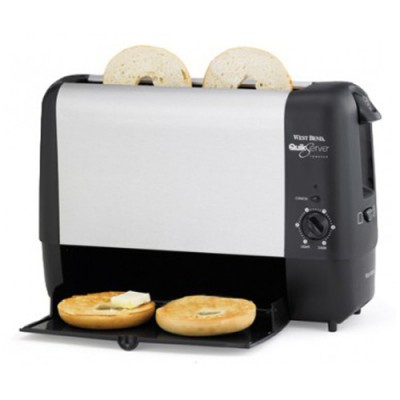 West Bend Quick Serve Slide Thru Commerical Toaster Tap