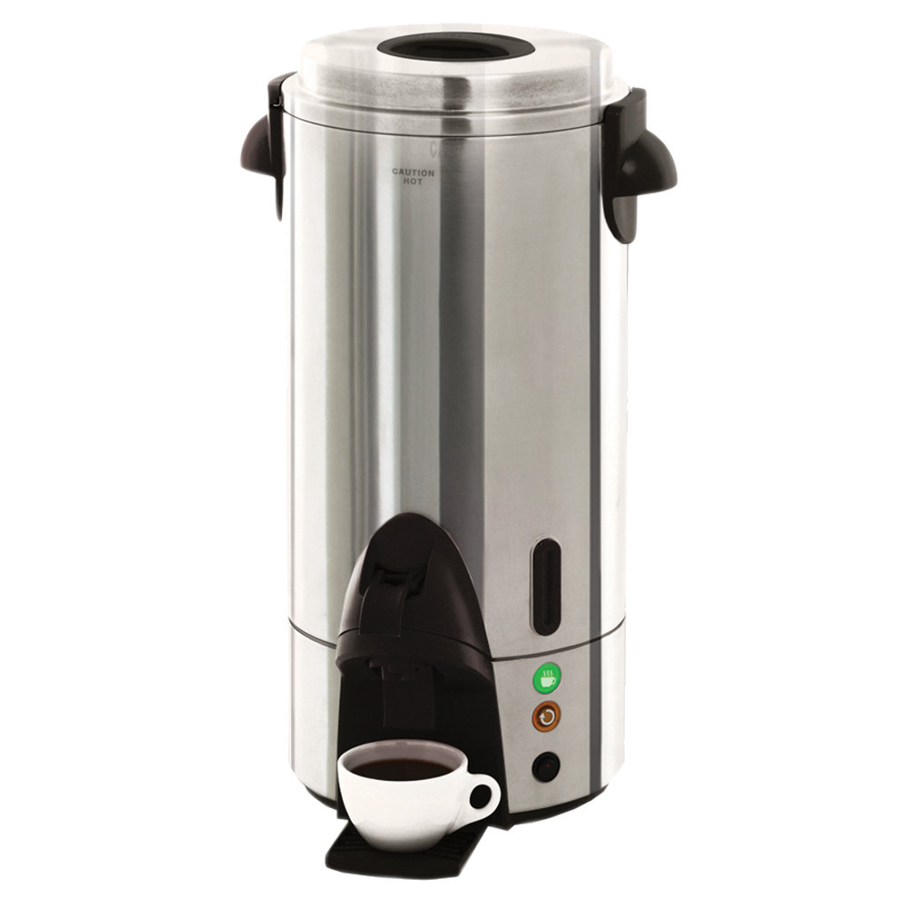 West Bend Coffee Maker Percolator : West Bend Commercial Coffee Maker Tap Phong