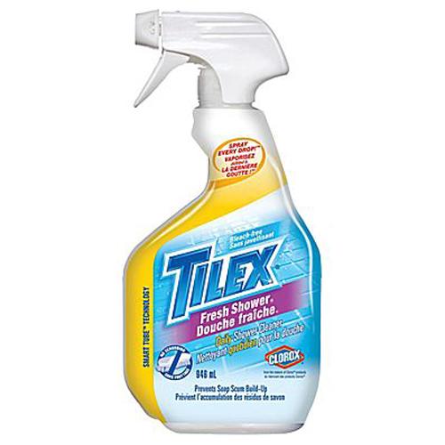 Tilex fresh shower daily cleaner tap phong for Tilex bathroom cleaner